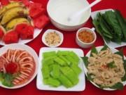 Bếp Eva - Hẫn dẫn với bữa ăn có mực sốt chanh