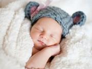 Làm mẹ - Mẹo giữ ấm cho bé yêu khi ngủ mùa đông