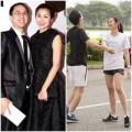 Thời trang Sao - Những khoảnh khắc khó quên của vợ chồng Hà Tăng