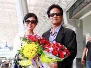 """Làng sao - Vợ chồng Chế Linh về nước, Hải Yến Idol """"xuống tóc"""""""