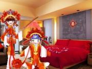 Phòng tân hôn lãng mạn cho hạnh phúc dài lâu