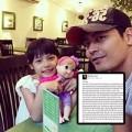 Dạy con - Con gái sợ bố, MC Phan Anh viết tâm thư gửi con