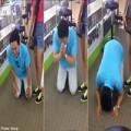 Tin tức - Clip du khách Việt quỳ gối xin trả iPhone 6 ở Singapore