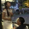 Clip Eva - Màn cầu hôn như phim Hàn của chàng trai Hà Nội