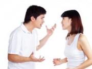 Hôn nhân - Gia đình - Đàn bà đừng lấy chuyện ly hôn để dọa chồng