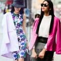 Thời trang - Học lỏm 2 cách mặc áo khoác sành điệu của Hoàng Thùy