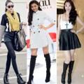 Xu hướng thời trang - Chọn bốt để mỗi bước chân đều khiến phái mạnh ngoái nhìn
