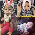 """Làm mẹ - """"Đốn tim"""" với bé Việt 13 tháng có khuôn mặt siêu ngộ nghĩnh"""