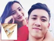"""Hậu trường - Lê Thúy khoe nhẫn cưới kim cương """"khủng"""""""