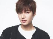 Làng sao - Show diễn của Lee Min Ho bị hủy vì ế vé