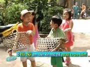 Làm mẹ - Bố ơi mình đi đâu thế: Con Trần Lực gõ cửa xin ăn