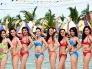 Thời trang - HHVN 2014: Ngây ngất ngắm thí sinh mặc bikini