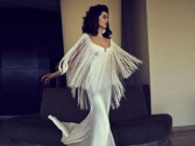 Thời trang cưới - Xao động mùa cưới với váy tua rua