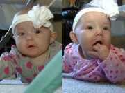 Làm mẹ - Cặp song sinh nắm tay nhau: sau 6 tháng vẫn 'chưa thể tách rời'