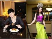 Hậu trường - Nathan Lee trầm ngâm, Jennifer Chung xinh đẹp đi sự kiện