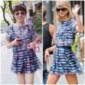 """Thời trang - Tuần qua: Tóc Tiên """"đụng"""" váy giá rẻ với Taylor Swift"""