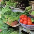 Mua sắm - Giá cả - Giá rau tăng nhẹ vì giao vụ