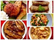 Bếp Eva - Mách chị em tận dụng triệt để từ thịt đến xương gà