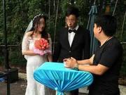 Tình yêu - Giới tính - Bẽ mặt vì bồ nhí 9x tự làm đám cưới rồi tuyên bố chia tay