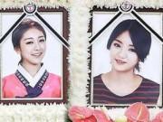 Làng sao - Quản lý Ladies' Code bị bắt sau khi 2 ca sĩ qua đời