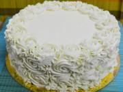 Bánh mousse 3 vị xoài, bơ, sữa chua tặng sinh nhật
