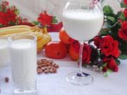 Bếp Eva - Cách làm sữa hạnh nhân bổ dưỡng