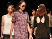 Chân dài Việt ráo riết tập Elle Show trước giờ G