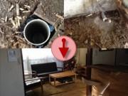 Nhà đẹp - Chàng trai Nhật Bản bỏ tỷ đồng sửa nhà hoang xập xệ
