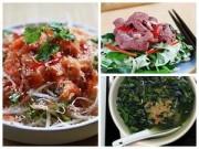 Bếp Eva - Thực đơn: 100.000 đồng cho cả nhà ăn ngon