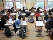 Tin tức - Hàn Quốc nín thở trước kỳ thi đại học