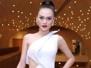 Thời trang - Cao Thùy Linh quyến rũ từng cen-ti-met