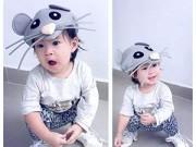 Làng sao - Con gái Lý Hải hóa cô chuột dễ thương