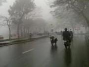 Tin tức - Đêm nay Hà Nội đón không khí lạnh tăng cường