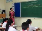 Tin tức - Sách giáo khoa cấp 1: Cô trò 'đuổi' nhau