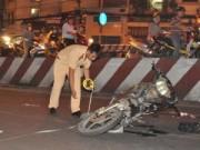 Tin tức - TP. HCM: Hai xe máy tông nhau, hai người nguy kịch