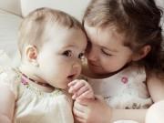 Làm mẹ - 14 sự khác biệt thú vị về con đầu và con thứ