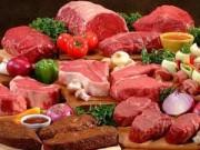 Sức khỏe - Nguy cơ bệnh tim từ thịt đỏ