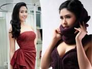 Thời trang - Nguyễn Thị Loan chọn váy đi thi Hoa hậu Thế giới