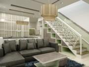 Không gian đẹp - Ngắm nghía Penthouse cho gia đình 4 người ở Phú Mỹ Hưng