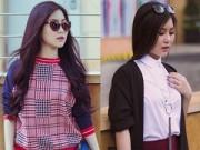 Thời trang - Hương Tràm nhờ scandal nên biết mặc đẹp