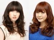 """Dáng đẹp - 5 kiểu tóc mái """"thần thánh"""" cứu chữa cho trán dô"""