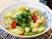 Bếp Eva - Canh chua nghêu giản dị, đưa cơm