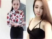 Làm đẹp - 20/11: Ngẩn ngơ vì cô giáo hot girl Quảng Ninh