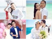 """Làng sao - Sao Việt không ngại """"đầu tư"""" cho ảnh cưới"""