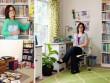 Nhà đẹp - Dọn dẹp phòng làm việc bắt mắt cho cô giáo tiểu học