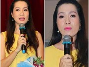 Làng sao - Trịnh Kim Chi bật khóc trong ngày 20/11