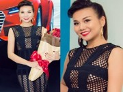 Người mẫu - Thanh Hằng gây xôn xao vì váy xuyên thấu