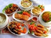 Thực đơn – Công thức - Gợi ý mâm cơm Ngày Nhà giáo Việt Nam