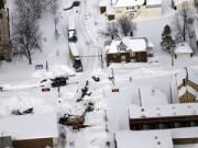 Tin tức - Chùm ảnh: Toàn cảnh nước Mỹ đóng băng vì bão tuyết