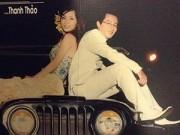 Làng sao sony - Hoàng Bách khoe ảnh cưới từ 8 năm trước